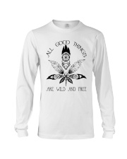 All Good Things Are Wild Long Sleeve Tee thumbnail