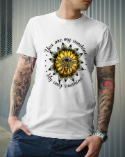 My Only Sunshine Classic T-Shirt lifestyle-mens-crewneck-front-6