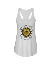 My Only Sunshine Ladies Flowy Tank thumbnail
