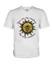 My Only Sunshine V-Neck T-Shirt thumbnail