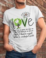What A Wonderful World Classic T-Shirt apparel-classic-tshirt-lifestyle-26
