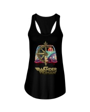 Wander Woman Ladies Flowy Tank thumbnail