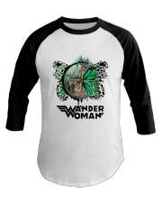 Wander Woman Baseball Tee tile