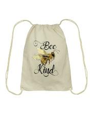 Bee Kind Drawstring Bag thumbnail