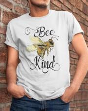 Bee Kind Classic T-Shirt apparel-classic-tshirt-lifestyle-26