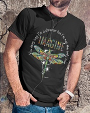 You May Say I'm A Dreamer Classic T-Shirt lifestyle-mens-crewneck-front-4