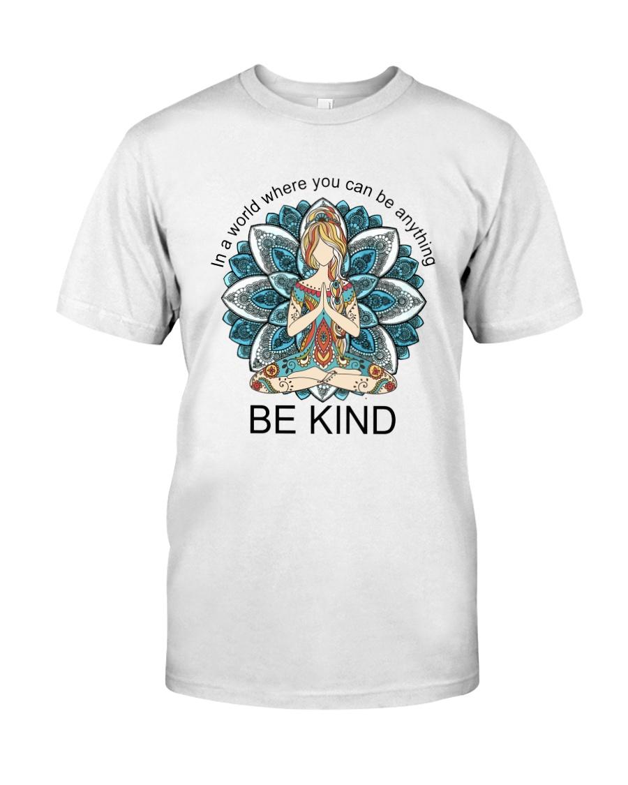 Be Kind Classic T-Shirt