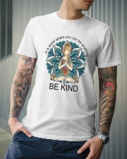 Be Kind Classic T-Shirt lifestyle-mens-crewneck-front-6