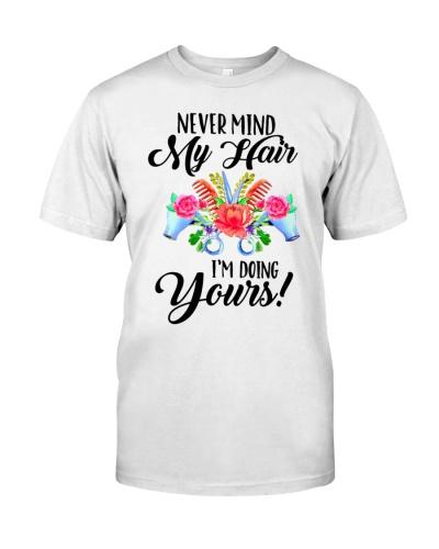 Never Mind My Hair