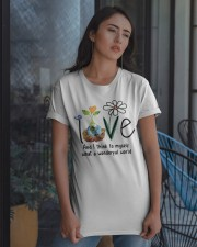 What A Wonderful World Classic T-Shirt apparel-classic-tshirt-lifestyle-08