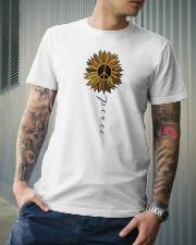 Peace Classic T-Shirt lifestyle-mens-crewneck-front-6