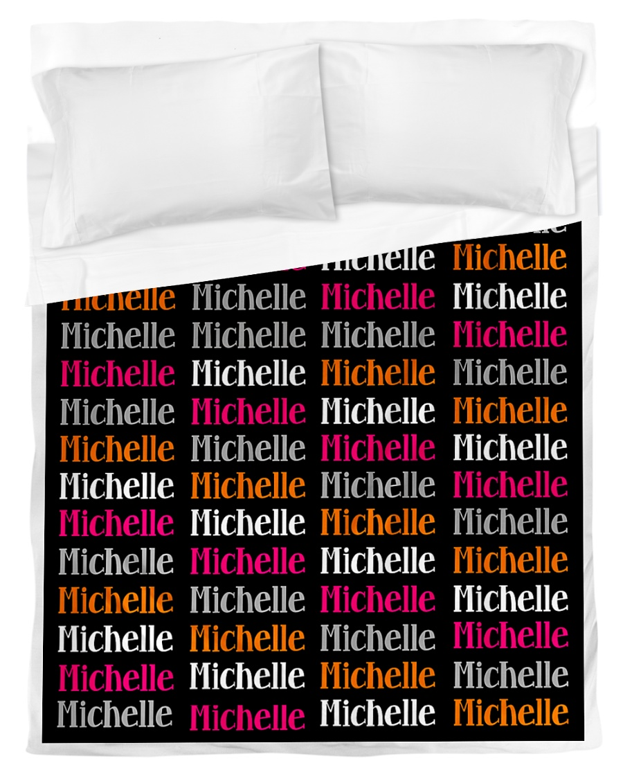 Michelle Collection Duvet Cover - Twin