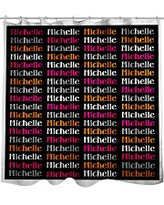 Michelle Collection Shower Curtain thumbnail
