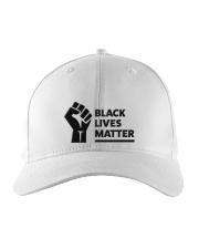 BLACK LIVES MATTER Embroidered Hat thumbnail