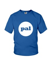 We're Pal Youth T-Shirt front