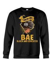 Cancer Black And Educated - Limited Edition Crewneck Sweatshirt thumbnail