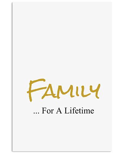 Family For A Lifetime