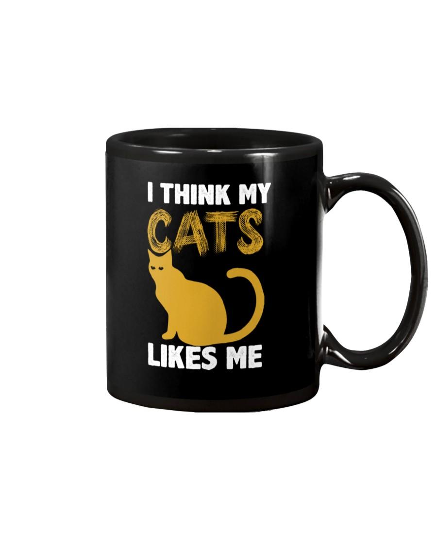 I Think My Cats Like Me CatHolic Mug Mug