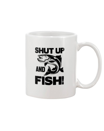 Shut up And Fish - Fisherman