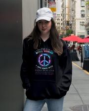 April Woman Hooded Sweatshirt lifestyle-unisex-hoodie-front-5