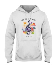 There Will Be An Answer 004 Hooded Sweatshirt front