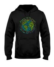Imagine People Living Life In Peace 012 Hooded Sweatshirt front