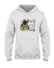 She's A Wild Child 001 Hooded Sweatshirt front