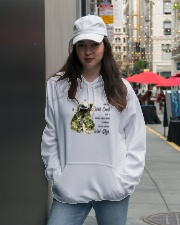 She's A Wild Child 001 Hooded Sweatshirt lifestyle-unisex-hoodie-front-5