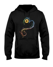 I've Got Sunshine On A Cloudy Day 005 Hooded Sweatshirt front