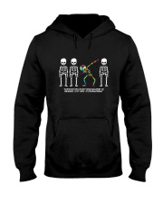 Dare To Be Yourself A0077 Hooded Sweatshirt front