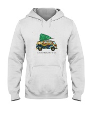 The Most Wonderful Time Of The Year A0077 Hooded Sweatshirt front