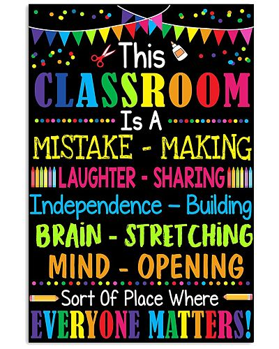 Great Poster Classroom