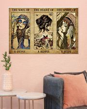 A Gypsy - A Hippie - A  Fairy 36x24 Poster poster-landscape-36x24-lifestyle-18