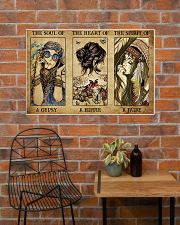 A Gypsy - A Hippie - A  Fairy 36x24 Poster poster-landscape-36x24-lifestyle-20