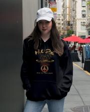 HOPE Hooded Sweatshirt lifestyle-unisex-hoodie-front-5