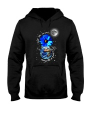 Imagine All The People 001 Hooded Sweatshirt front