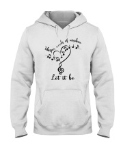 Whiper Words Of Wisdom A0008  Hooded Sweatshirt front