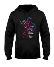 Music Is What Feelings Sound Like D0211 Hooded Sweatshirt front