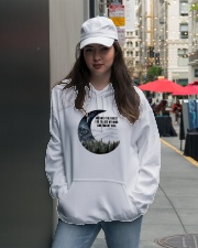 And Into The Forest 003 Hooded Sweatshirt lifestyle-unisex-hoodie-front-5