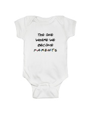 TOW Parents - Limited Edition Onesie front