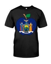New York Teacher For National Teacher Day Shirt Classic T-Shirt thumbnail