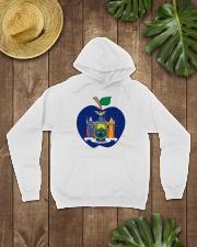New York Teacher For National Teacher Day Shirt Hooded Sweatshirt lifestyle-unisex-hoodie-front-7