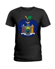 New York Teacher For National Teacher Day Shirt Ladies T-Shirt thumbnail