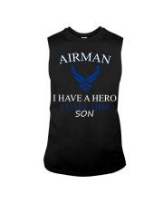 AIRMAN I HAVE A HERO I CALL HIM SON SHIRT Sleeveless Tee thumbnail