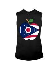 Ohio Teacher Shirt For national Teacher Day Sleeveless Tee thumbnail
