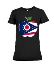Ohio Teacher Shirt For national Teacher Day Premium Fit Ladies Tee thumbnail