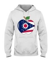 Ohio Teacher Shirt For national Teacher Day Hooded Sweatshirt front