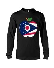 Ohio Teacher Shirt For national Teacher Day Long Sleeve Tee thumbnail