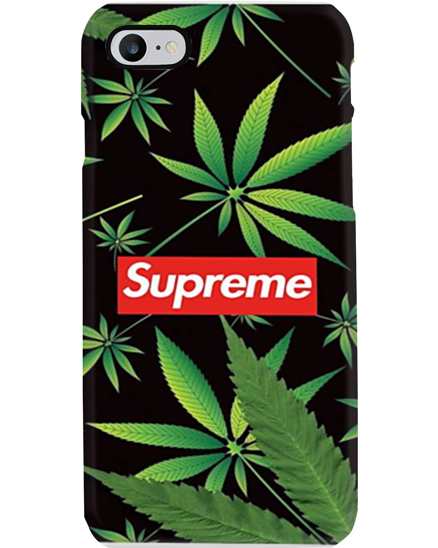 Supreme Weed Phone Case Phone Case