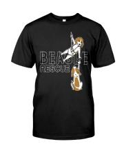 T-shirts Hoodie Sweater BEAGLE RESCUE Classic T-Shirt thumbnail